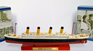 001 RMS TITANIC TRANSATLANTICI OCEAN LINERS EDITION ATLAS