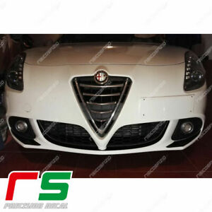 Alfa Romeo Giulietta ADESIVI Decal paraurti paracolpi sticker tuning carbonlook