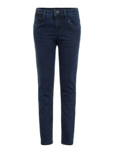 NAME-IT-Thermo-Jeans-Hose-NKMRyan-DNMBatimian-gefuettert-blau-Groesse-128-bis-164