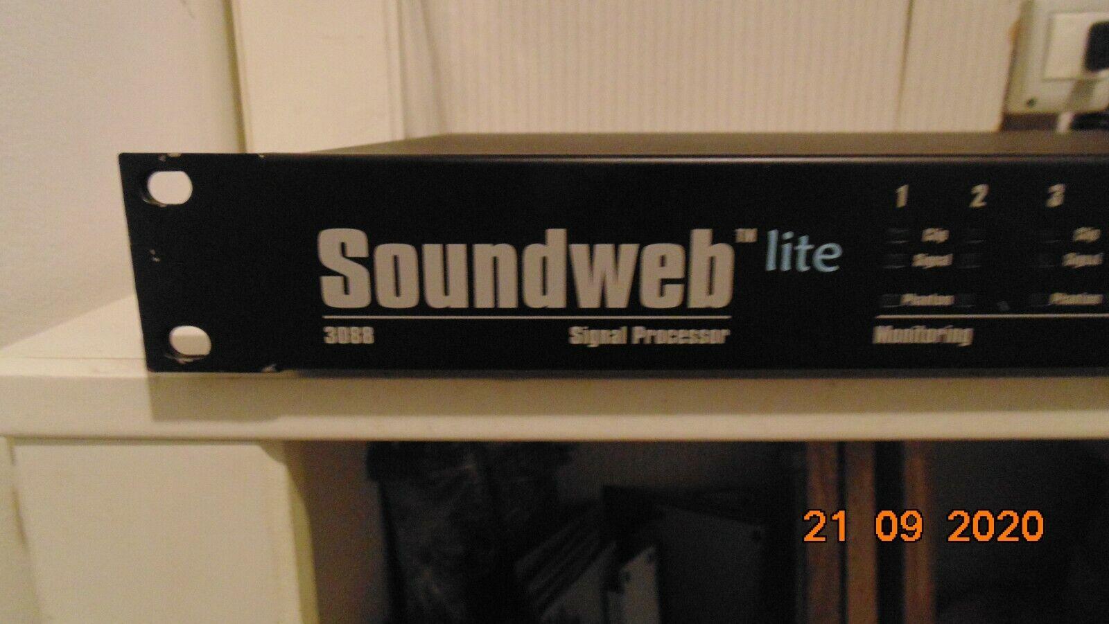 Soundweb Digital Audio Processor