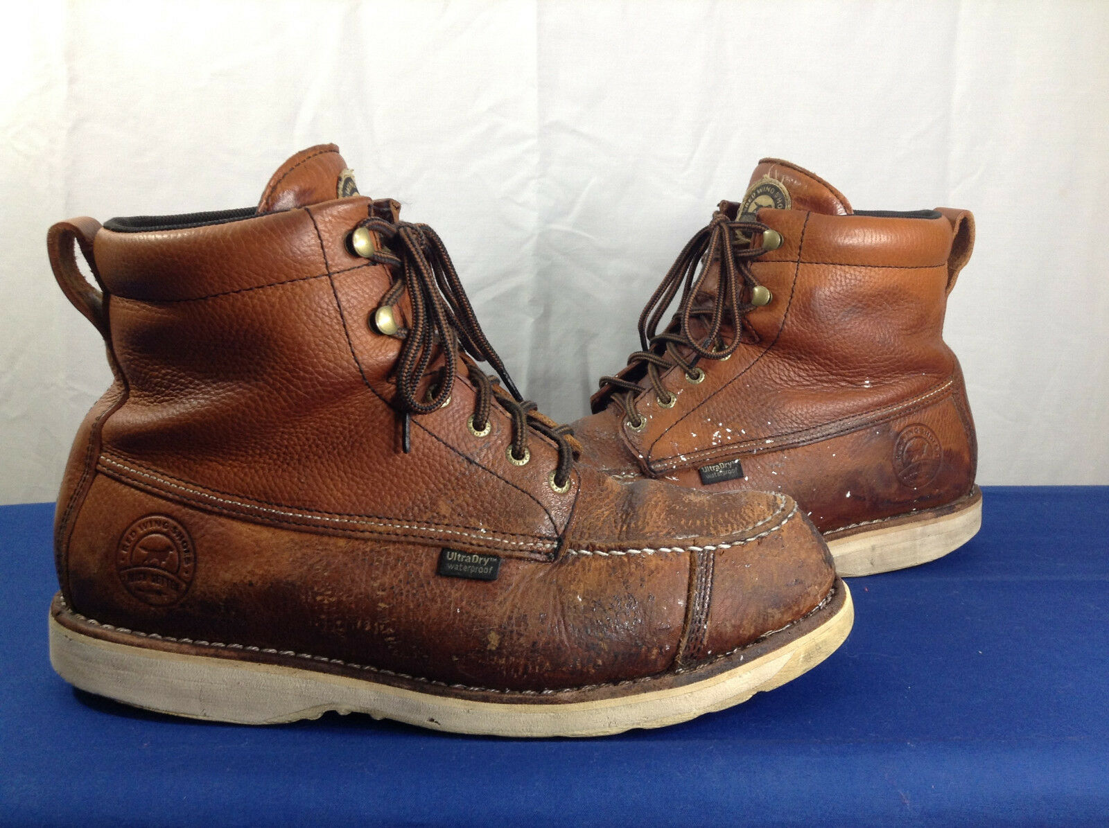 96293afcdca Red Wing Leather Irish Setter Setter Setter Hunt Ankle High Boots ...