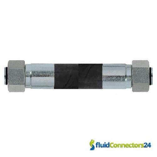 Hydraulikschläuche Hydraulikschlauch 2SC NW10 12L DKOL DKOL Länge wählbar