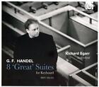 8 Great Suites For Keyboard von Richard Egarr (2014)