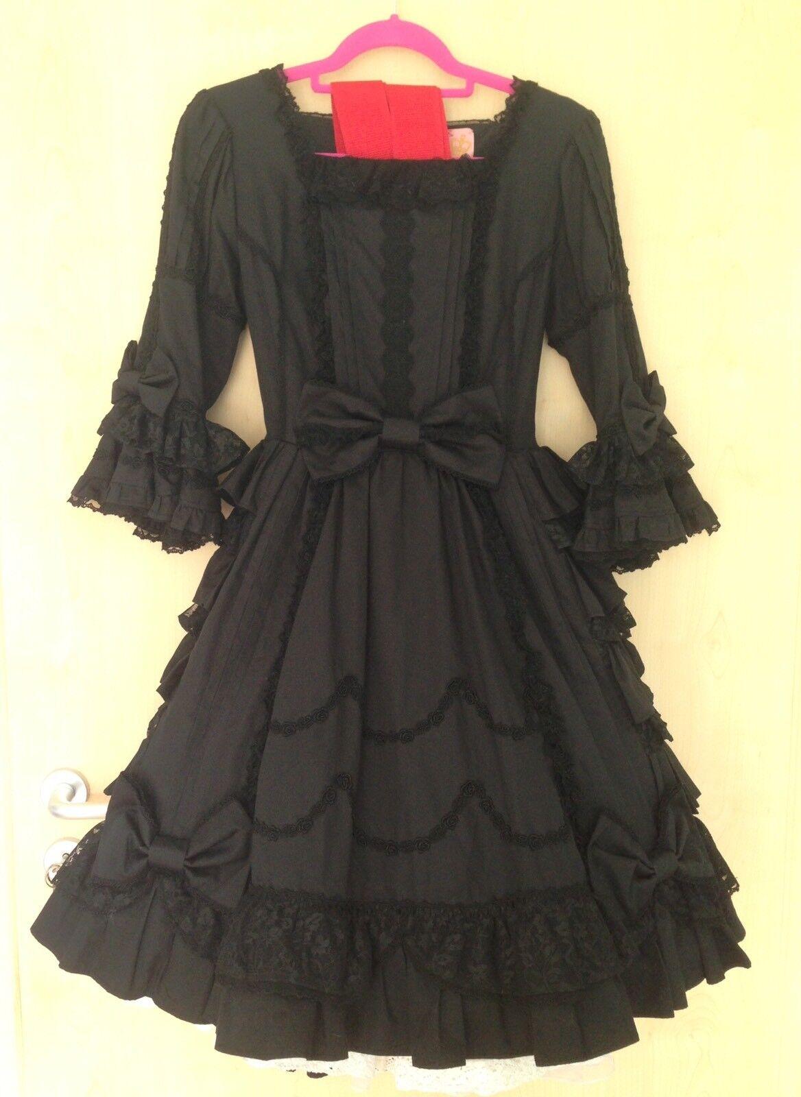 Angelic Pretty Kleid Lolita AP Onepiece Gothic kawaii Cosplay Aristocrat elegant