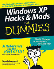 Windows XP Hacks & Mods For Dummies (For Dummies (Computers))-ExLibrary