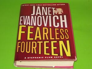 Fearless-Fourteen-by-Janet-Evanovich-Hardback-2008