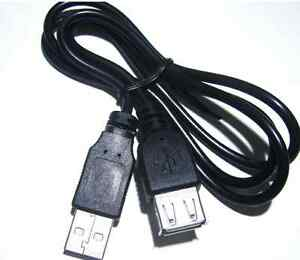 USB-Extension-2-0-A-to-A-Male-Female-Extension-Cable-Cord-charger-data-I2