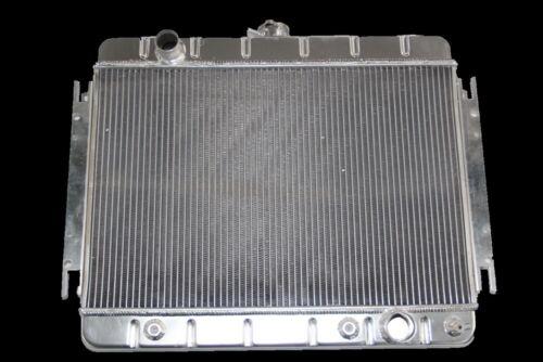 KKS289 ALUMINUM RADIATOR 63 64 65 66 67 68 IMPALA CHEVELLE CHEVY GM CARS