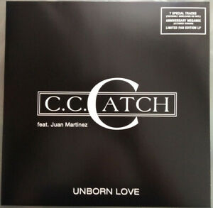 C-C-Catch-Unborn-Love-feat-Juan-Martinez-Vinyl-LP-NEW-amp-Sealed