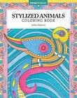 Stylized Animals Coloring Book by Debra Valencia (Paperback, 2016)