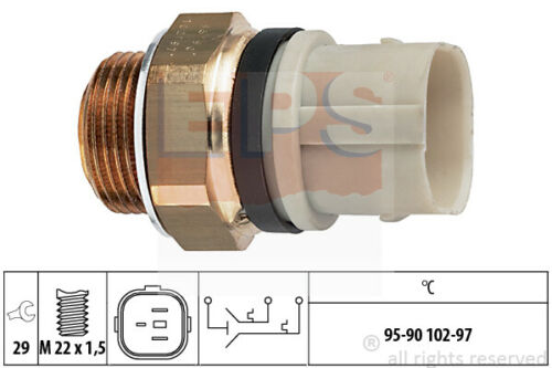 Temperature Switch,radiator fan for VW,SEAT,FORD,AUDI,SKODA POLO,86C,80,1W,MH,NZ