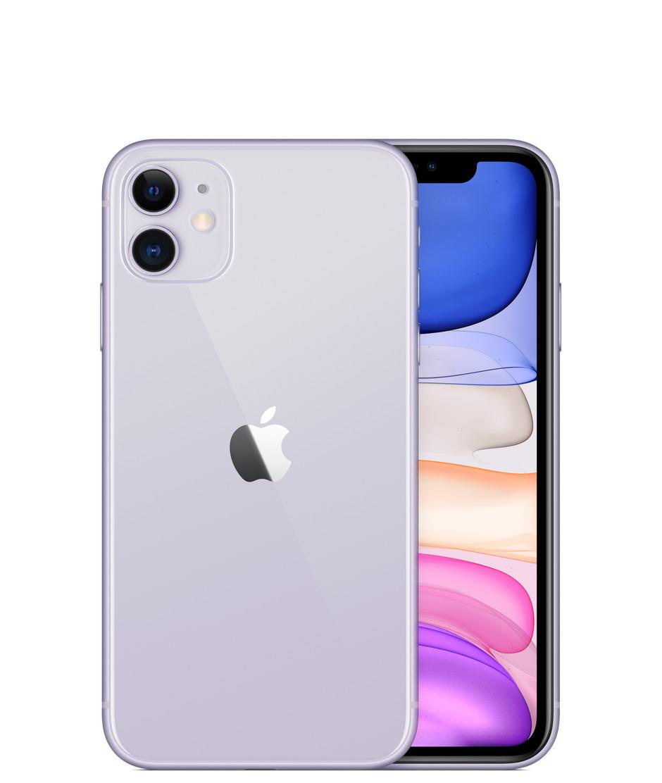 Apple iPhone 11 128GB Purple LTE Cellular Sprint MWKD2LL/A