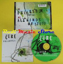 CD Singolo THE CURE Freakshow 2008 eu GEFFEN 0602517746947 no lp mc dvd (S11)