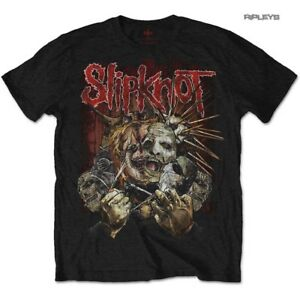 Official-T-Shirt-SLIPKNOT-Metal-The-Gray-Chapter-039-Torn-Apart-039-All-Sizes