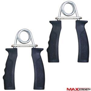 MAXSTRENGTH ® main pinces en plastique Force lourd Grip poignet avant-bras Fitness  </span>