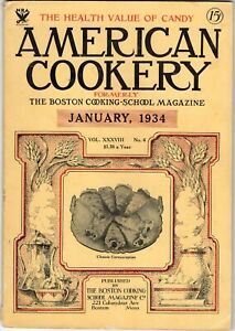 Vintage-Issue-of-the-American-Cookery-Magazine-for-January-1934-Illustrated