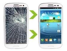 Sostituzione e Riparazione Vetro Vetrino Rotto Samsung Galaxy I9505 S4 S3 ,neo