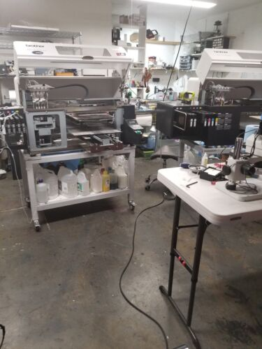 White print heads Brother GT-3 Series print head repair recovery and services