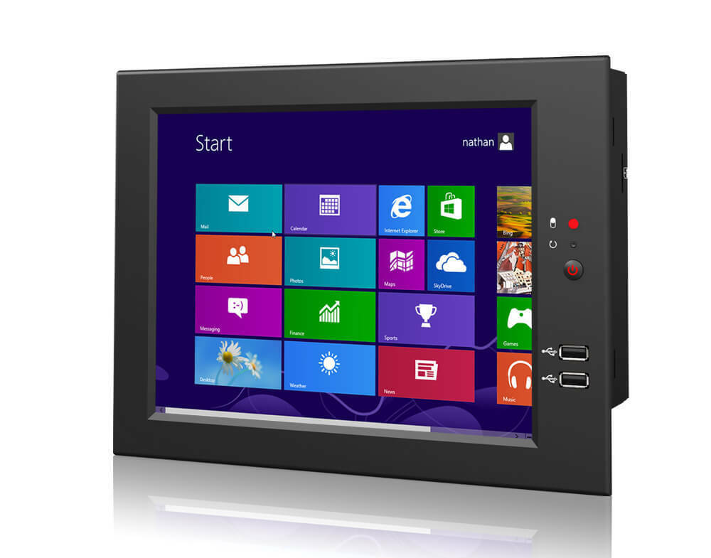 LILLIPUT PC-1041/C/T 10.4″ AIO Industrial Computer 800X600 5wire touch  PC +WIFI