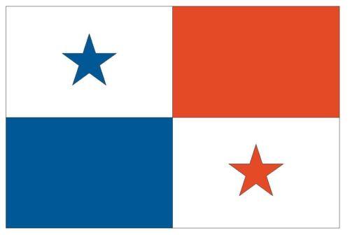 PANAMA  Flag Sticker F386 YOU CHOOSE SIZE