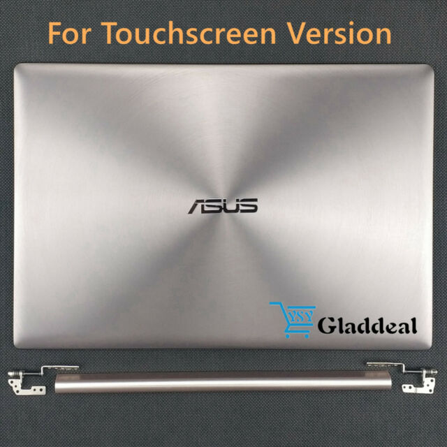 New ASUS UX303L UX303 UX303LA UX303LN Lcd Back cover Top Lid /& Hinges Touch Grey