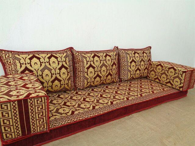 Outstanding Arabic Seating Arabic Sofa Arabic Couch Floor Sofa Floor Seating Majlis Ma 84 Machost Co Dining Chair Design Ideas Machostcouk