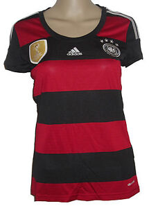 Adidas-DFB-Germany-Jersey-Size-XS-S-Ladies-4-Stars-AC1804-Original-Package