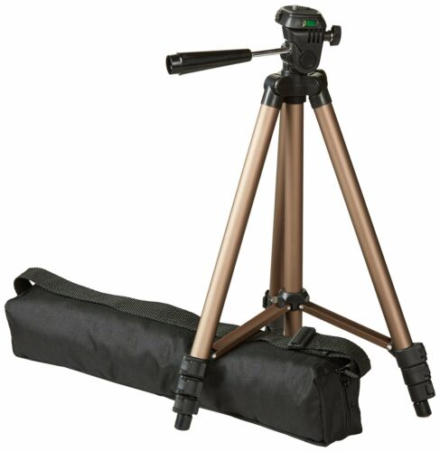 "AmazonBasics 127cm 50/"" Trípode ligero con bolsa"