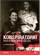 Konspiratorki - Polki w ruchu oporu 1939-1945 (DVD) POLSKI