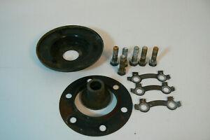 Suzuki-GSX-400-L-GSX40X-Revetement-Hub-Rondelle-D-039-Ecartement-Disque-de-Frein