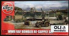 1/72 WWII RAF Bomber Re-Supply Set Tilly/Bedford - Airfix 5330