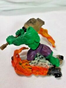Hulk-Parts-only-Figurine-Marvel-Avengers-2005-Toy-Biz-Marvel-Heroes-Hulk