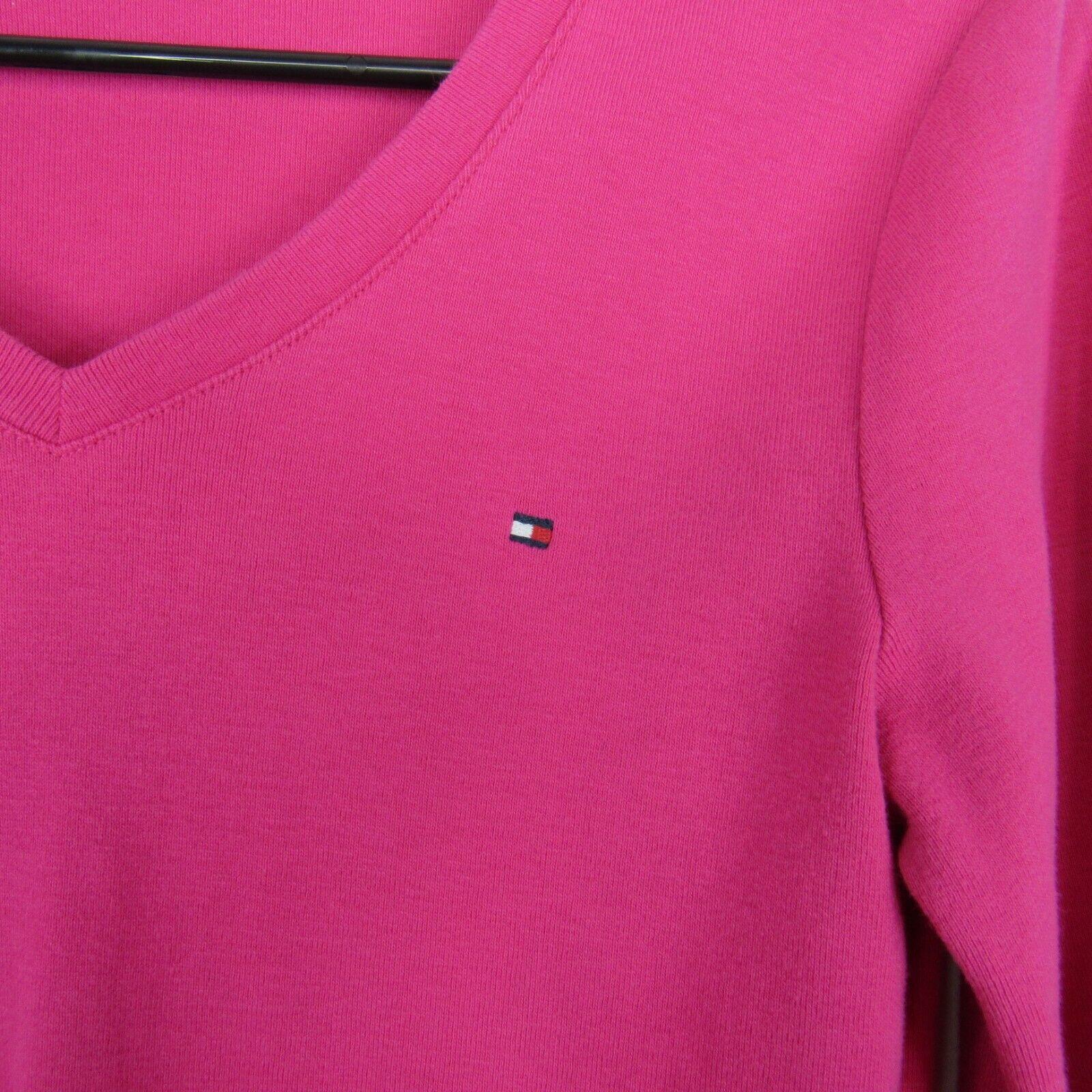 Tommy Hilfiger Womens Size Medium Long Sleeve VNe… - image 3