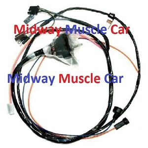 68 69 chevy chevelle malibu el camino hei engine wiring ... 68 chevelle wiring diagram with gauges