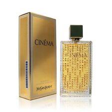 Yves Saint Laurent Cinema 3oz Womens Perfume For Sale Online Ebay