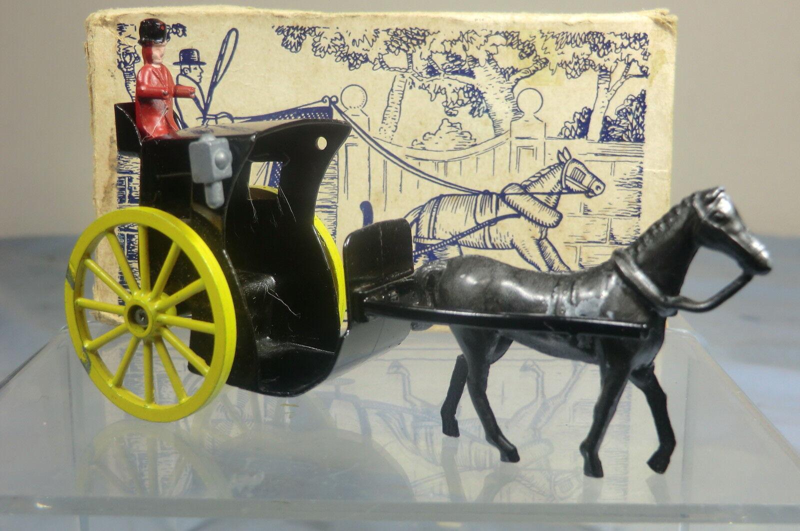 Morestone modello di un cavallo disegnato CARROZZA CABINA Nuovo di zecca con scatola