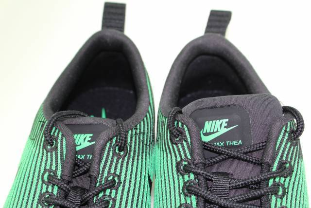 NIKE NIKE NIKE AIR MAX THEA KJCRD WOMAN SPRING LEAF Taille  6.5 NEW  COMFORTABLE RUN e7f80c