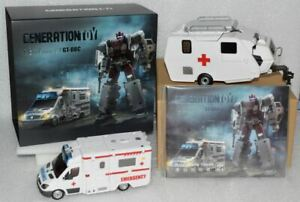 Transformers Toy Generation GT-08C Guardian Bulance G1 Defensor IN Stock