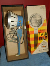MOBILITE Twin Beam SPOT / FLOOD Light SYLVANIA Zoom Lamp 3400 K For Home Movies