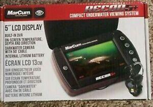 Marcum RC5P Recon 5 Plus Underwater Camera Viewing System