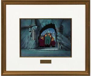 Gulliver's Travels (1939) Original Production Cel Master Background animation