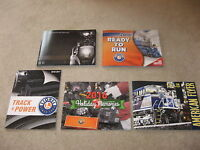 2016 Lionel Trains Catalogs -set Of 5 Mint