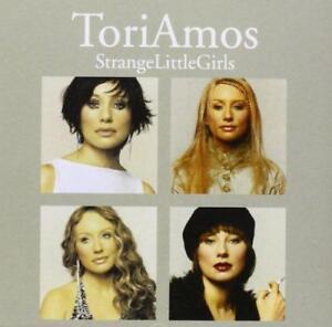 Tori-Amos-Strange-Little-Girls-NEW-CD