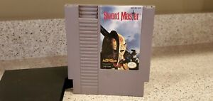 Sword-Master-Nintendo-NES-Video-Game-Cartridge-lot-CLEAN-amp-TESTED-FREE-SHIP