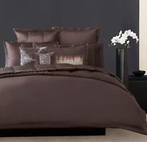 Image Is Loading Donna Karan Modern Classics Ottoman Ribbed STANDARD Pillow