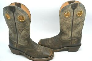 81c1e1a1f8a Ariat 10023176 Heritage Roughstock 12
