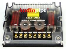 Audiopipe CRX303 300w 3 Way Passive Crossover