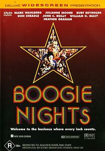 Nights cover boogie dvd