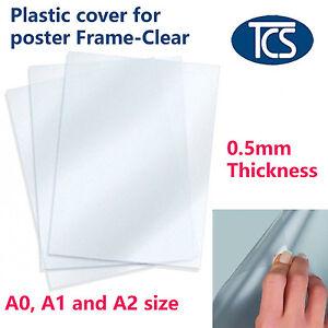 5 10 Pcs Replacement A0 A1 A2 Size Anti Glare Plastic
