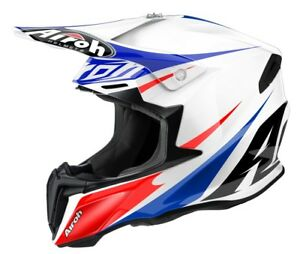 AIROH-TWIST-FREEDOM-GLOSS-MOTOCROSS-HELMET-GOLD-STAMPED-APPROVED